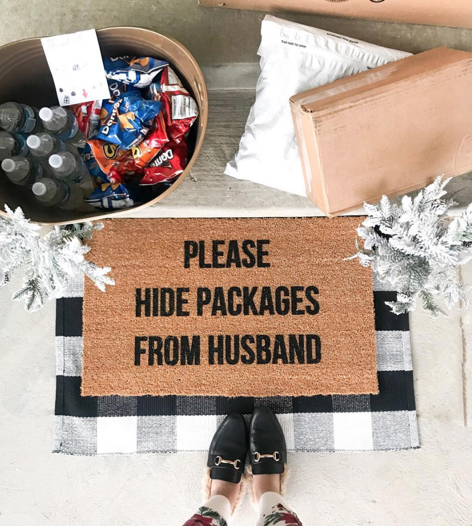 Where to find the best door mats