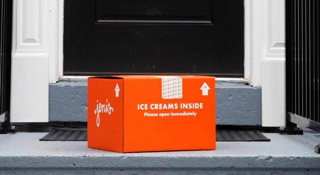 Jeni's delivery - Alyson's Obsessions: December 2017's Current Favorites