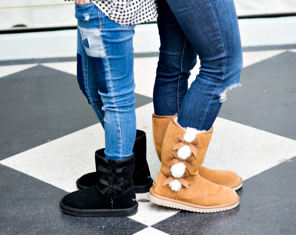 Mother Daughter Style: Winter Boots | Fashion | The Modern Savvy
