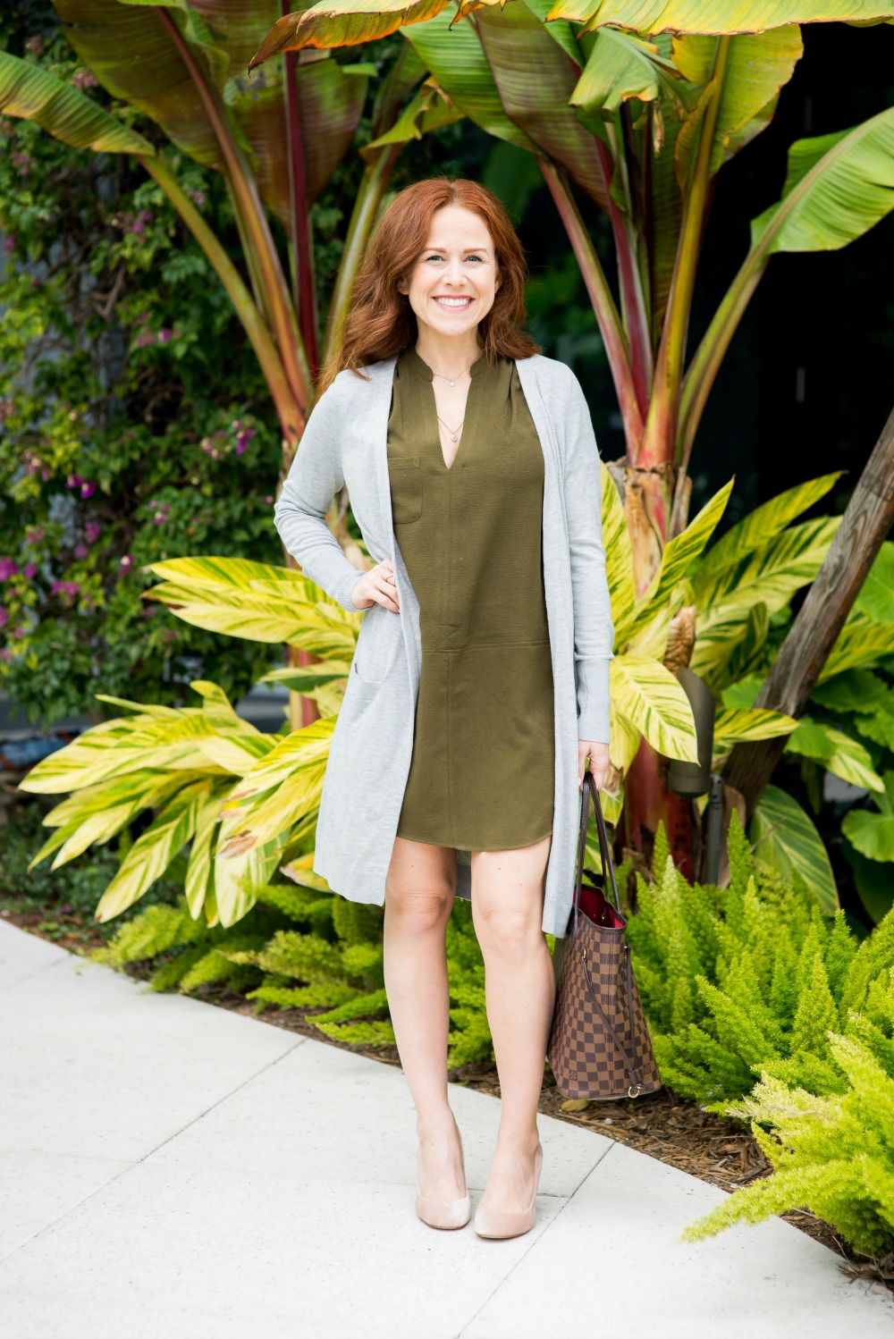 The most versatile $54 your closet needs - The $46 Versatile Dress You Need In Your Closet by popular Florida style blogger The odern Savvy