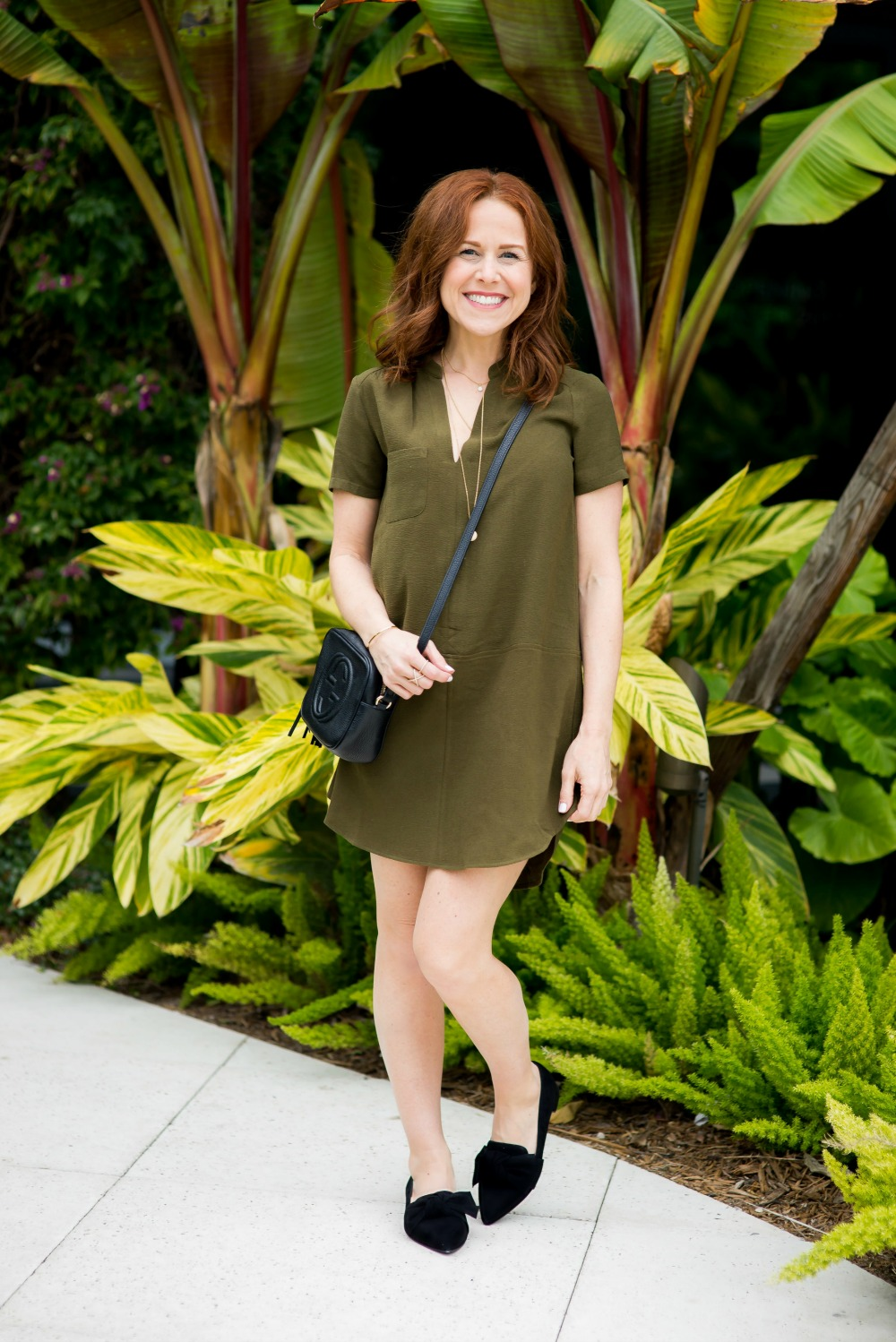 Four Ways to Wear this $54 Dress - The $46 Versatile Dress You Need In Your Closet by popular Florida style blogger The odern Savvy