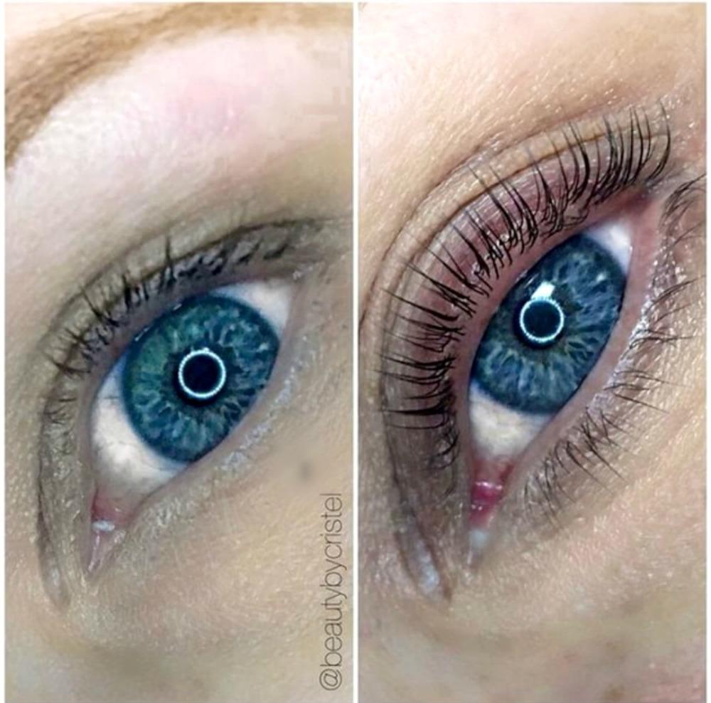 How to get longer looking lashes, without eye lash extensions - 8 Tricks For Longer Eyelashes by popular Florida style blogger The Modern Savvy