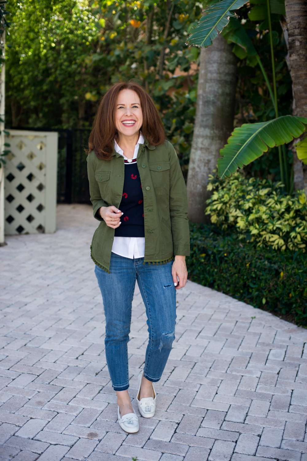 Talbots collection with Oprah Magazine Collection 2018 - Popular Florida style blogger The Modern Savvy