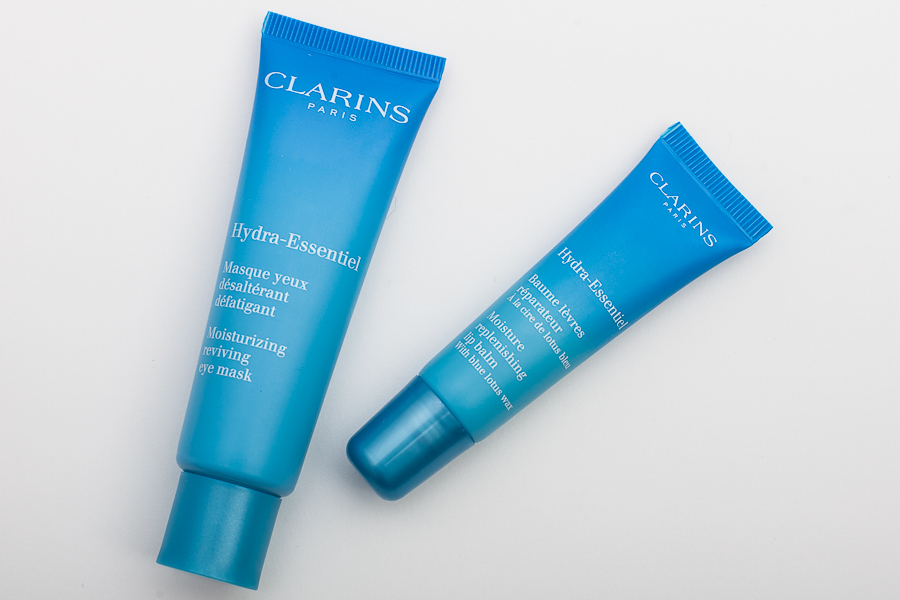 Clarins Reviving Eye Mask - Alyson's Obsessions: Current Favorites by popular Florida lifestyle blogger The Modern Savvy