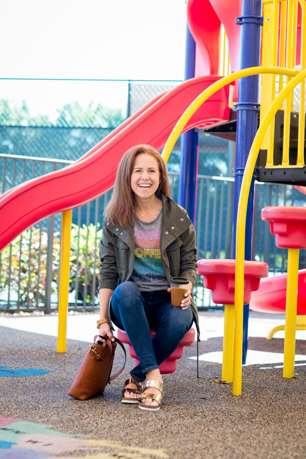 Park play date outfit // the modern savvy - Park Play Date by popular Florida blogger The Modern Savvy