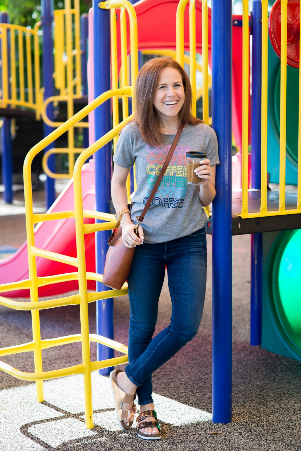 The ultimate weekend wear for the mom on the go - Park Play Date by popular Florida blogger The Modern Savvy