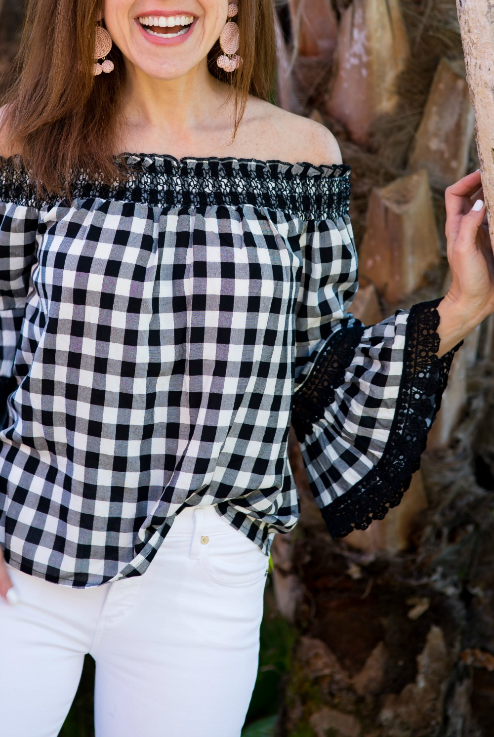 Fun going out top for spring (under $25!) // the modern savvy