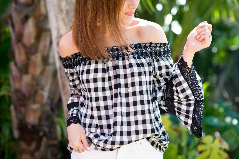 Casual spring outfit ideas for the real girl // the modern savvy, a south florida life & style blog