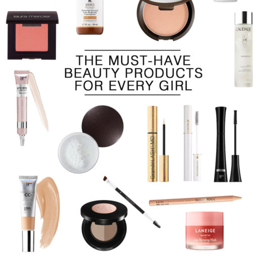 Best Beauty Products 2018 for Every Girl // the modern savvy, a life & style blog