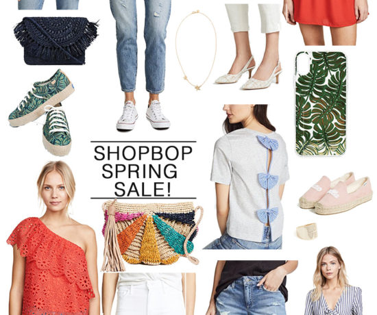 Best Spring Style Picks from Shopbop // the modern savvy - Spring style wish list by popular Florida style blogger the Modern Savvy