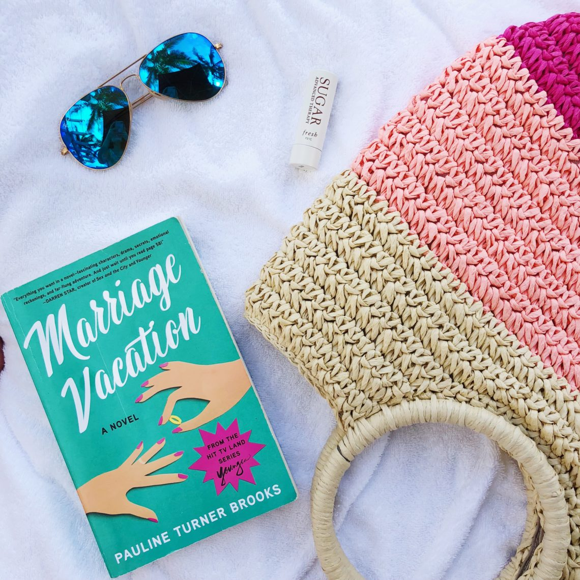 Marriage Vacation book // the modern savvy - Alyson's Current Favorites // June 2018, featured by popular Florida style blogger, The Modern Savvy