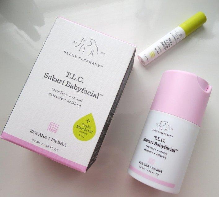 Drunk Elephant Baby Facial Review - Alyson's Current Favorites // June 2018, featured by popular Florida style blogger, The Modern Savvy