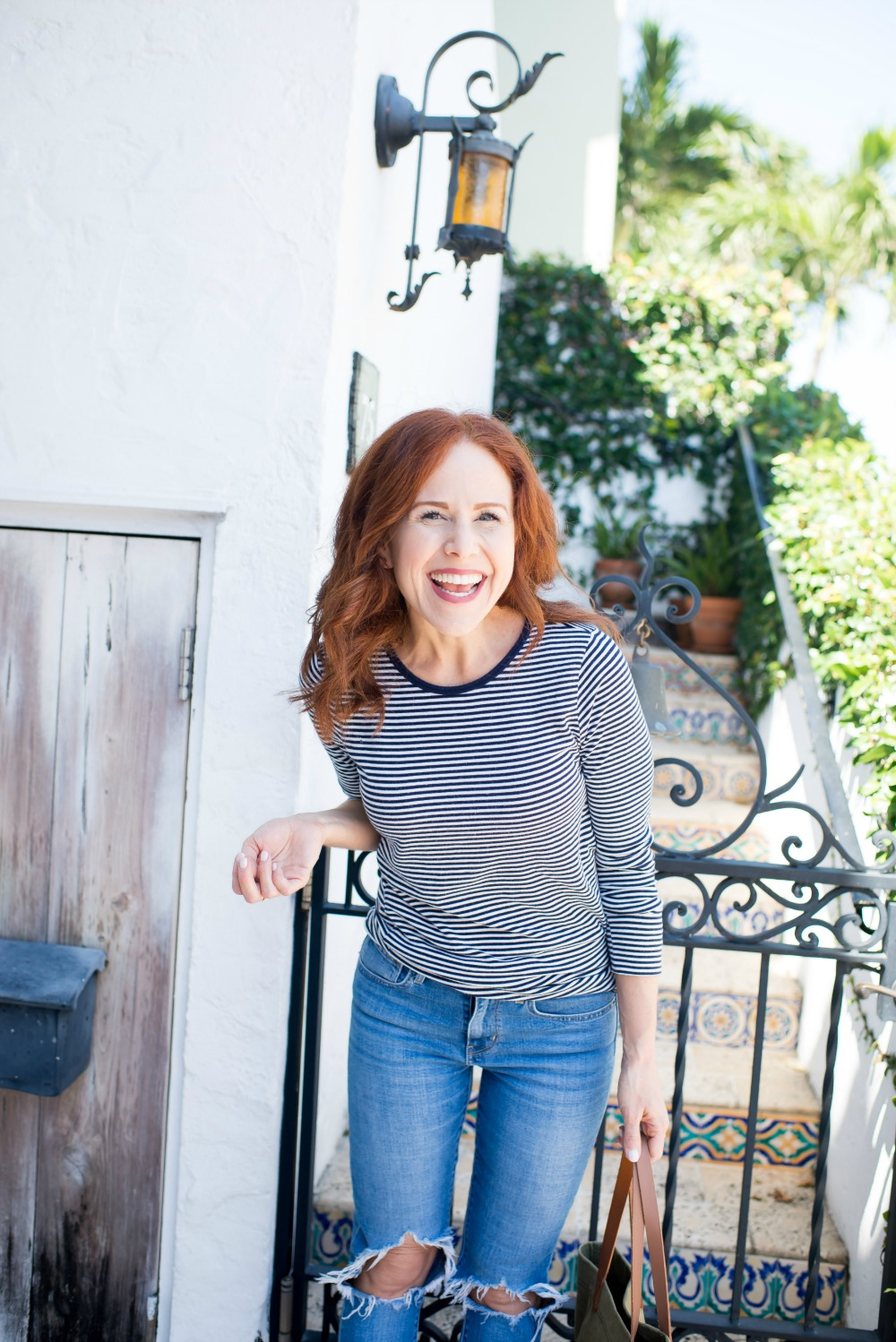 everyday outfit // by alyson seligman, a redheaded blogger and mama in palm beach, florida - Everyday essentials by popular Florida style blogger, The Modern Savvy