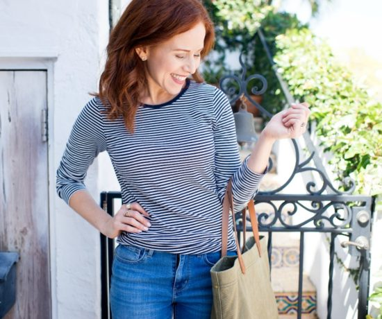 Easy mom uniform // the modern savvy