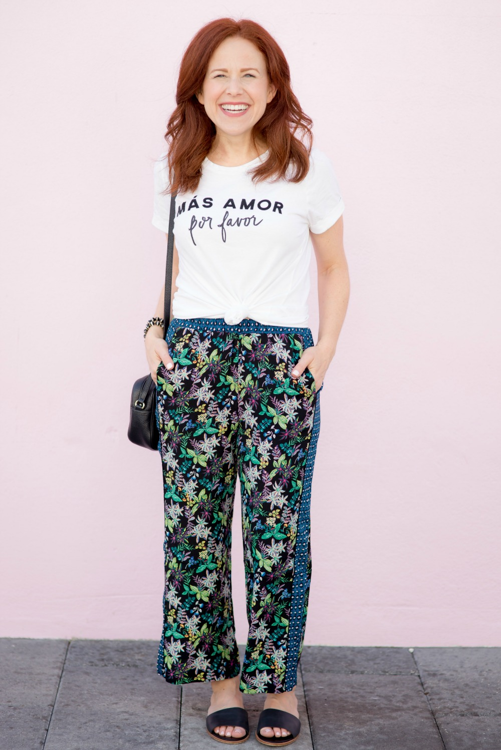 Cropped Wide Leg Pants featured by popular Florida style blogger The Modern Savvy