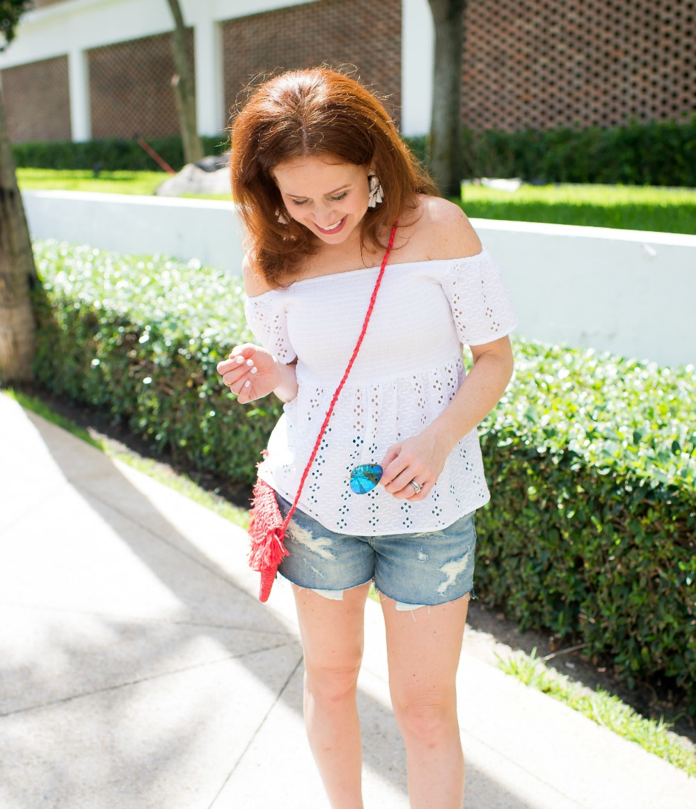 Casual cute 4th of July outfit ideas