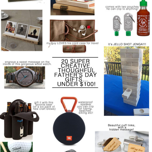 Over 100 Fathers Day Gift Ideas: Popular Florida Lifestyle Blogger