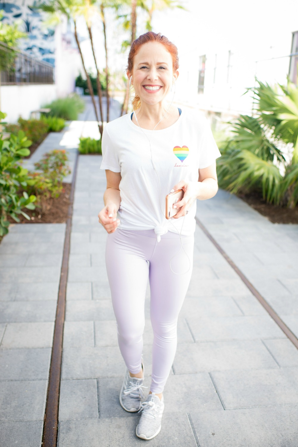 workout photo in west palm beach - - Workout Vibes + Why You Deserve to Invest In Yourself featured by popular Florida lifestyle blogger The Modern Savvy