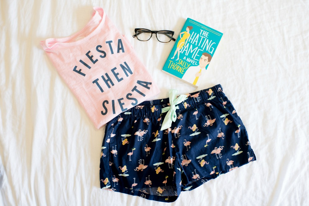 The Hating Game - Alyson's Current Favorites // July 2018 featured by popular Florida lifestyle blogger The Modern Savvy