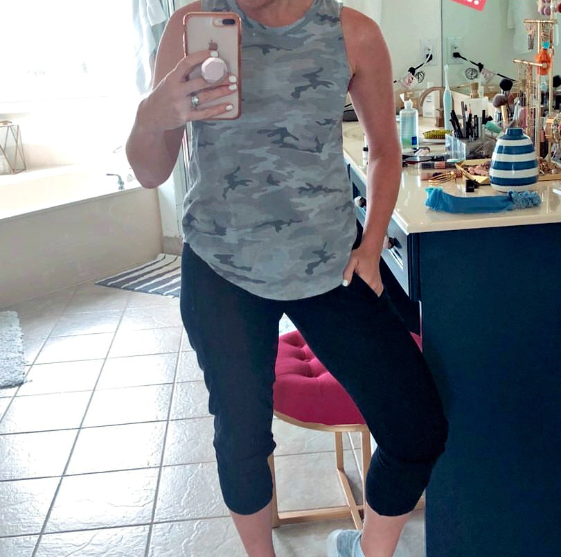 Best joggers under $20 - Alyson's Current Favorites // July 2018 featured by popular Florida lifestyle blogger The Modern Savvy