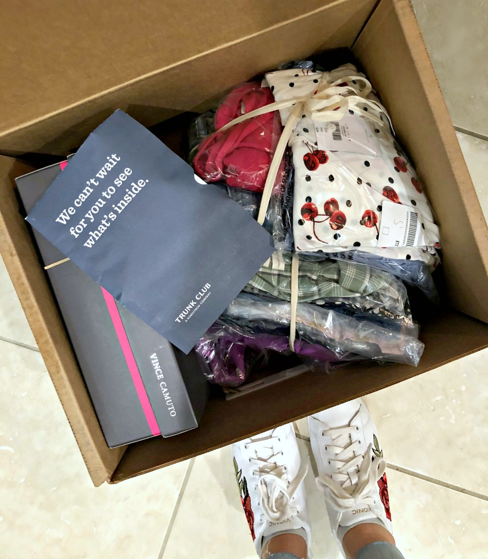 Trunk Club Review (Nordstrom's Subscription Box!) featured by popular Florida style blogger The Modern Savvy
