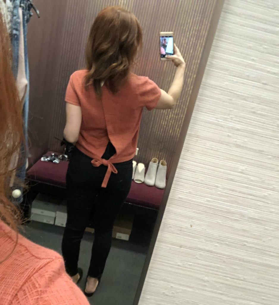 #NSale: Mega try on session, including Madewell, AG, Vince, and more - The Nordstrom Anniversary Sale Ultimate Try-On Session featured by popular Florida style blogger The Modern Savvy
