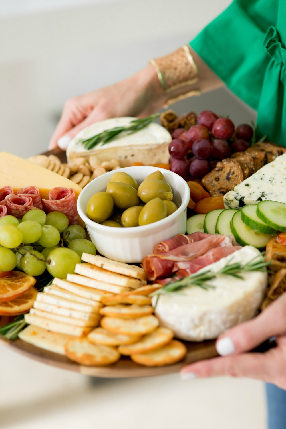 The Best Cheese Board Ideas for your Next Dinner Party featured by popular Florida life and style blogger The Modern Savvy