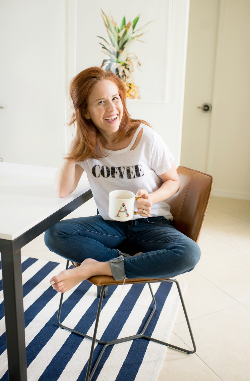 Coffee Tee | back to school routine | Alyson's Current Favorites // August 2018 featured by popular Florida life and style blogger The Modern Savvy