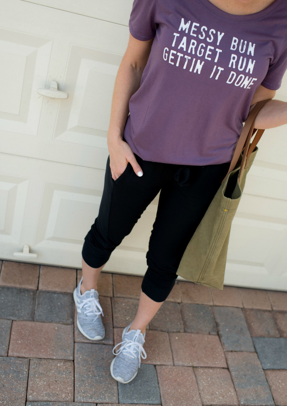 throw on and go outfit - Casual Weekend Outfit featured by popular Florida style blogger The Modern Savvy