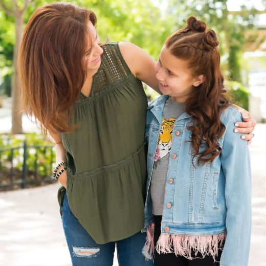 Back to School Style, with JCPenney featured by popular Florida fashion blogger, The Modern Savvy
