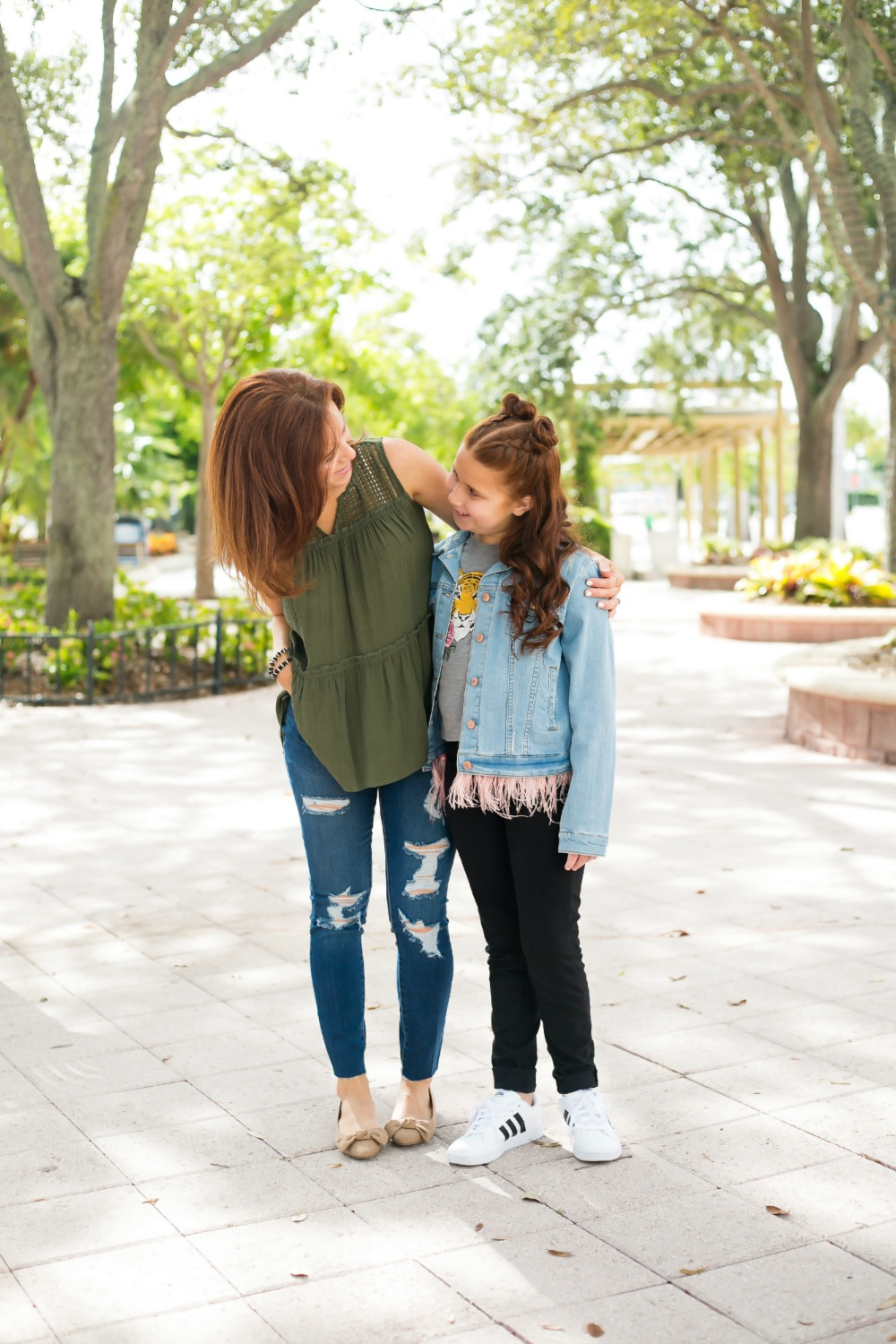 Back to school style (for mother and daughter!) // the moderns savvy #redheads #backtoschool #fallstyle - Back to School Style, with JCPenney featured by popular Florida fashion blogger, The Modern Savvy