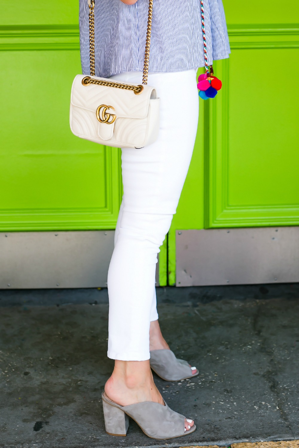 gucci bag - Cutest $17 Summer Top, Basically Ever featured by popular Florida style blogger The Modern Savvy