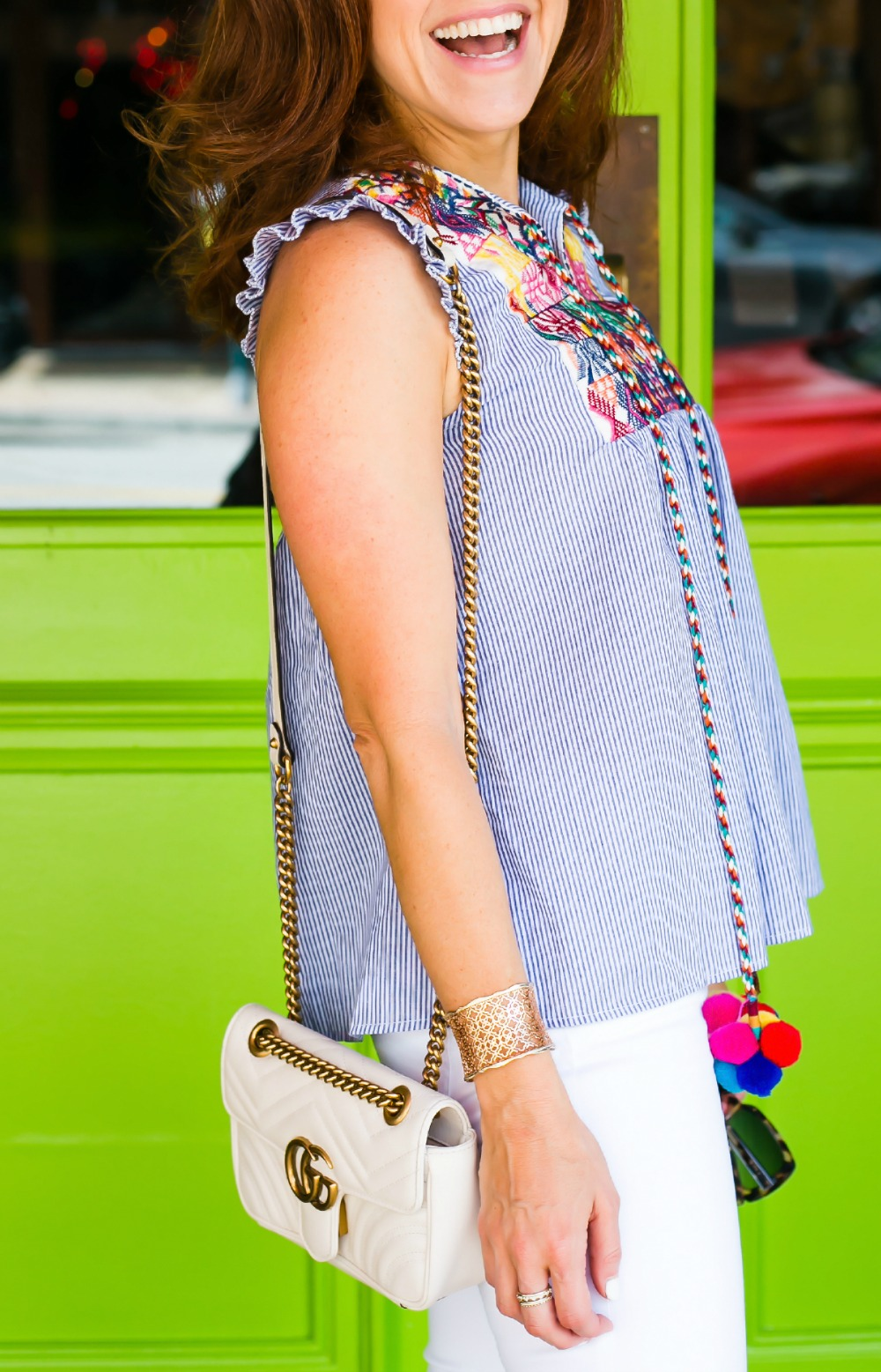 Cutest $17 Summer Top, Basically Ever featured by popular Florida style blogger The Modern Savvy