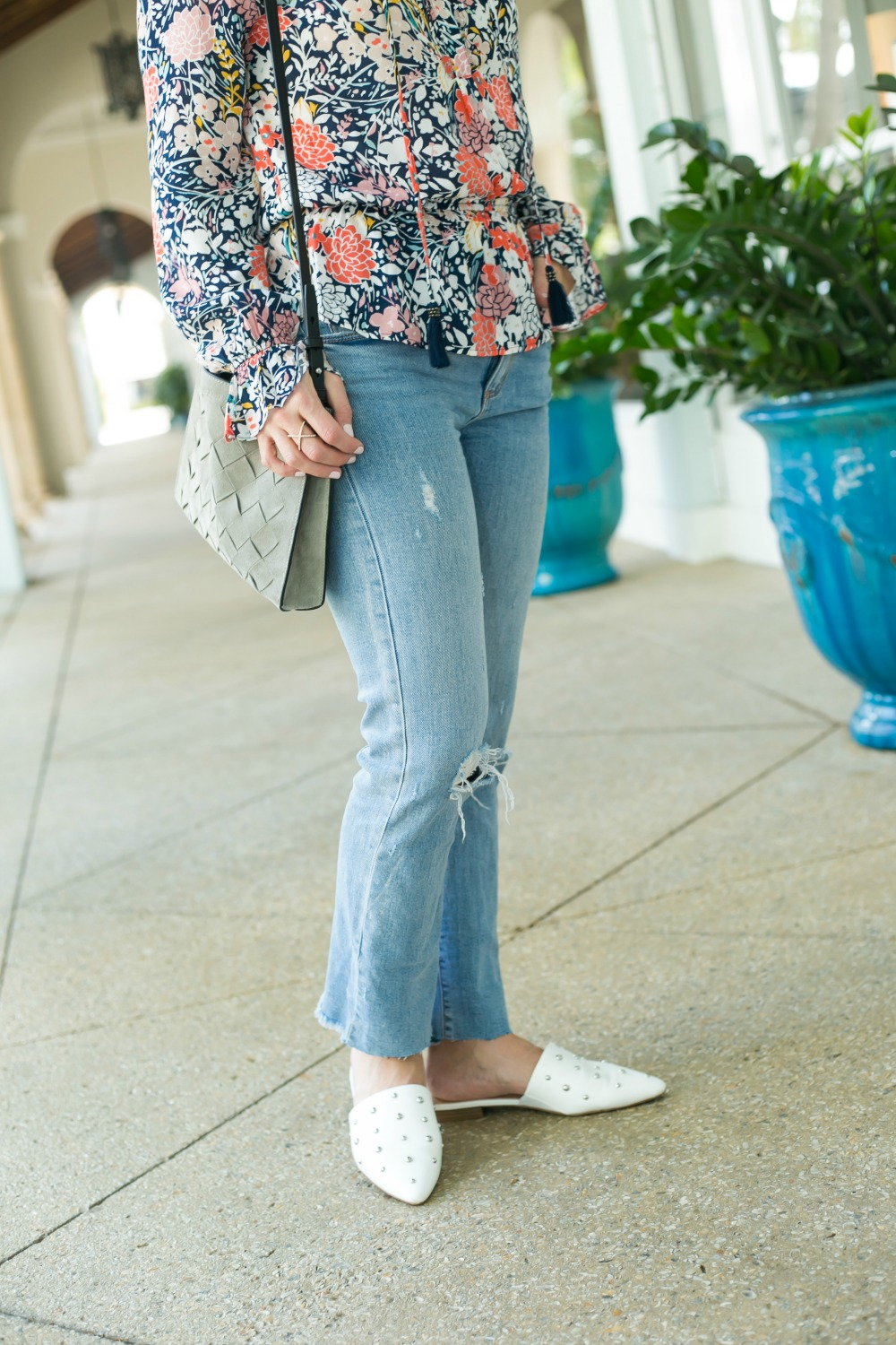 #fallstyle | Target | LOFT | Anthropologie | The Hottest Fall Trends for Warmer Weather featured by popular Florida fashion blogger The Modern Savvy