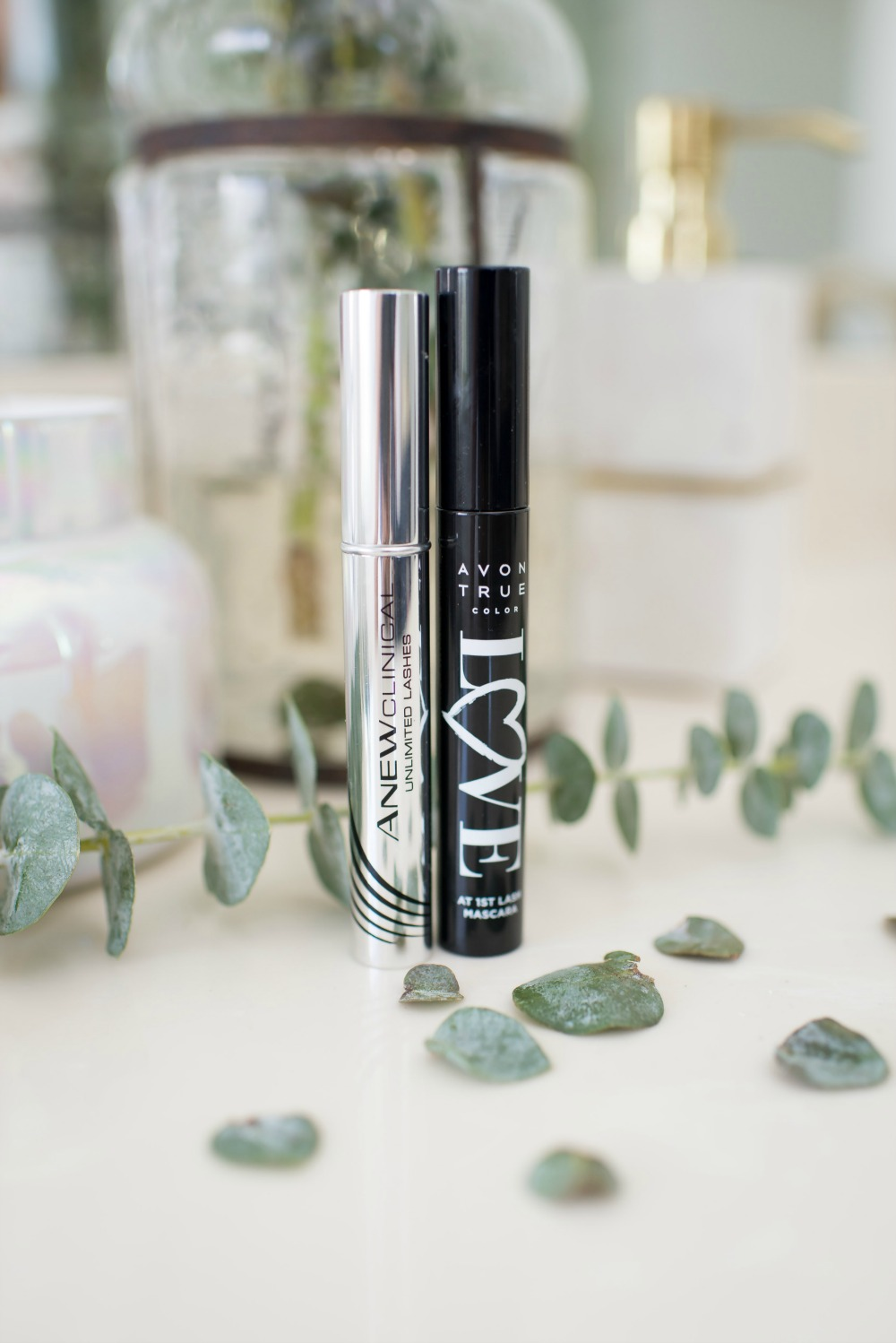 Lash Serum and Mascara duo | Avon | The Best Lash Serum I'm Loving for Longer Looking Lashes featured by top Florida beauty blog The Modern Savvy