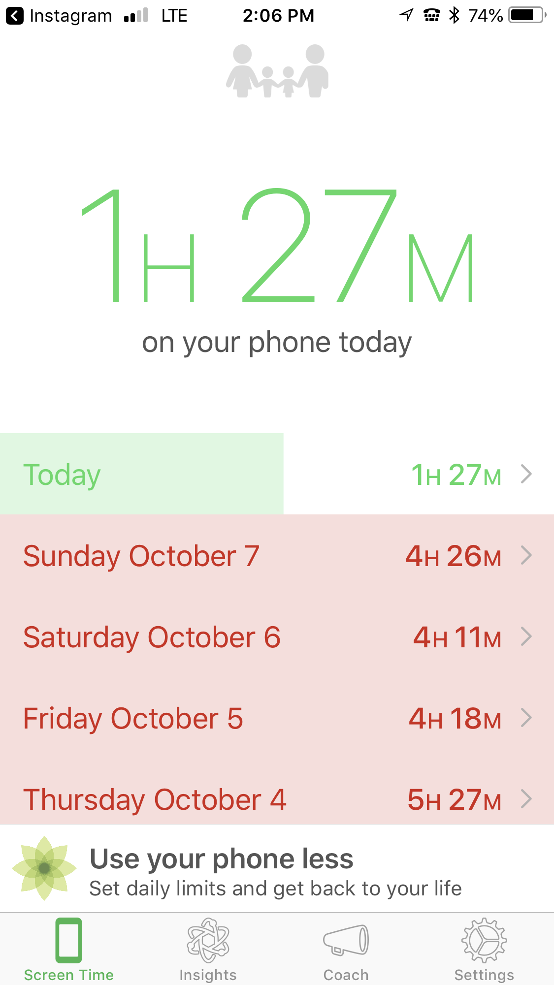 my favorite new app to monitor and track iphone and ipad usage   The App That Can Help You Manage Phone Usage featured by top Florida lifestyle blogger The Modern Savvy