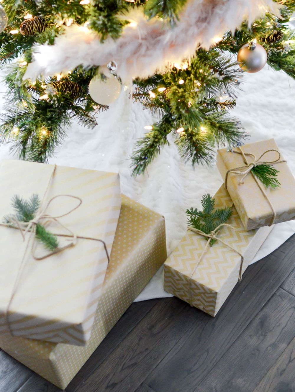 The financial stress about the holidays -- what you can do instead // #holidaybudget #holidays