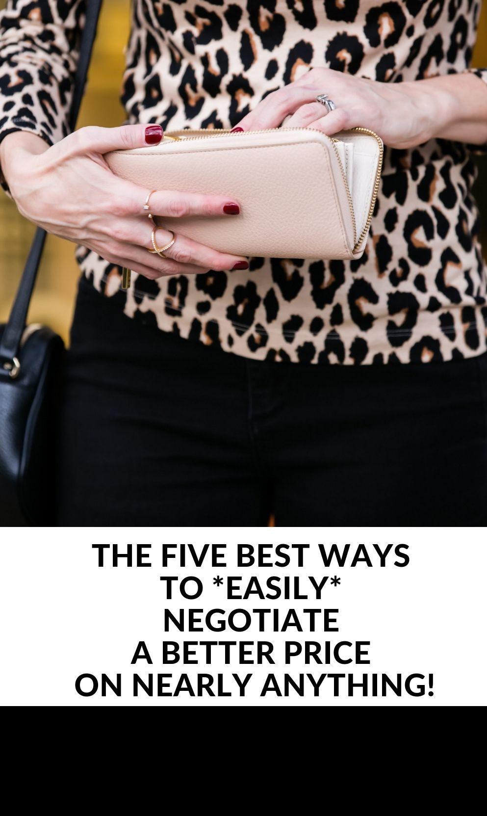 Five really easy ways to negotiate a better price on nearly anything