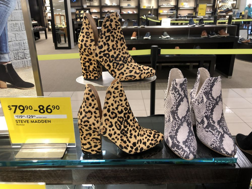 Nordstrom Anniversary Sale 2019: Fitting Room Try-On Session & My Favorite Under $100 finds! by popular Florida fashion blog, The Modern Savvy: image of Steve Madden booties.