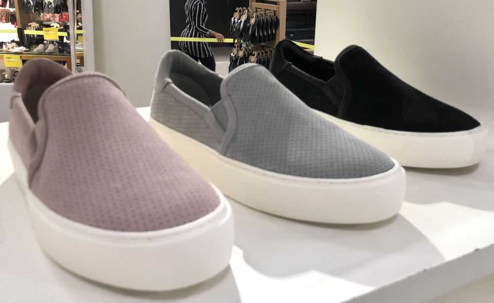 Nordstrom Anniversary Sale 2019: Fitting Room Try-On Session & My Favorite Under $100 finds! by popular Florida fashion blog, The Modern Savvy: image of Ugg Sneakers.