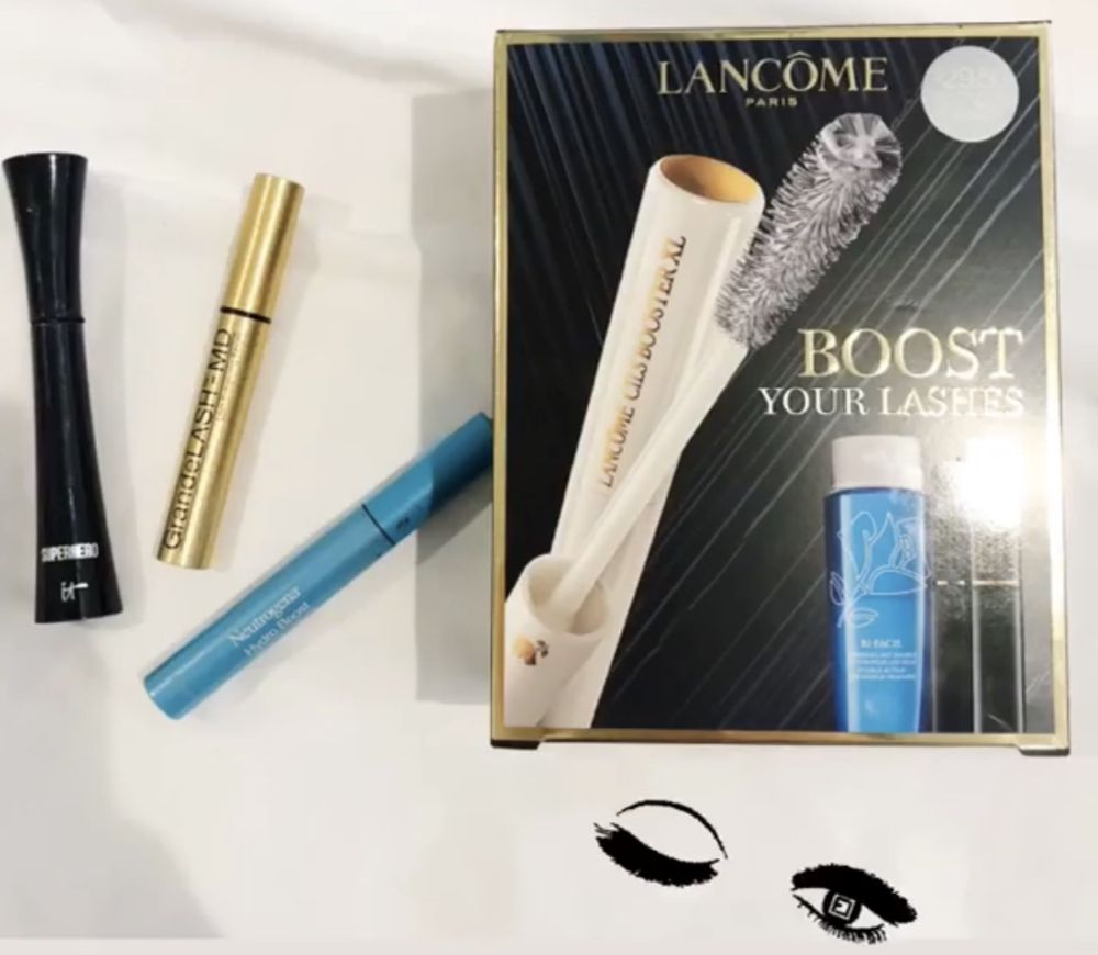 Alyson's Current Favorites // September 2019 by popular Florida life and style blog, The Modern Savvy: image of Lancome Boost Your Lashes.