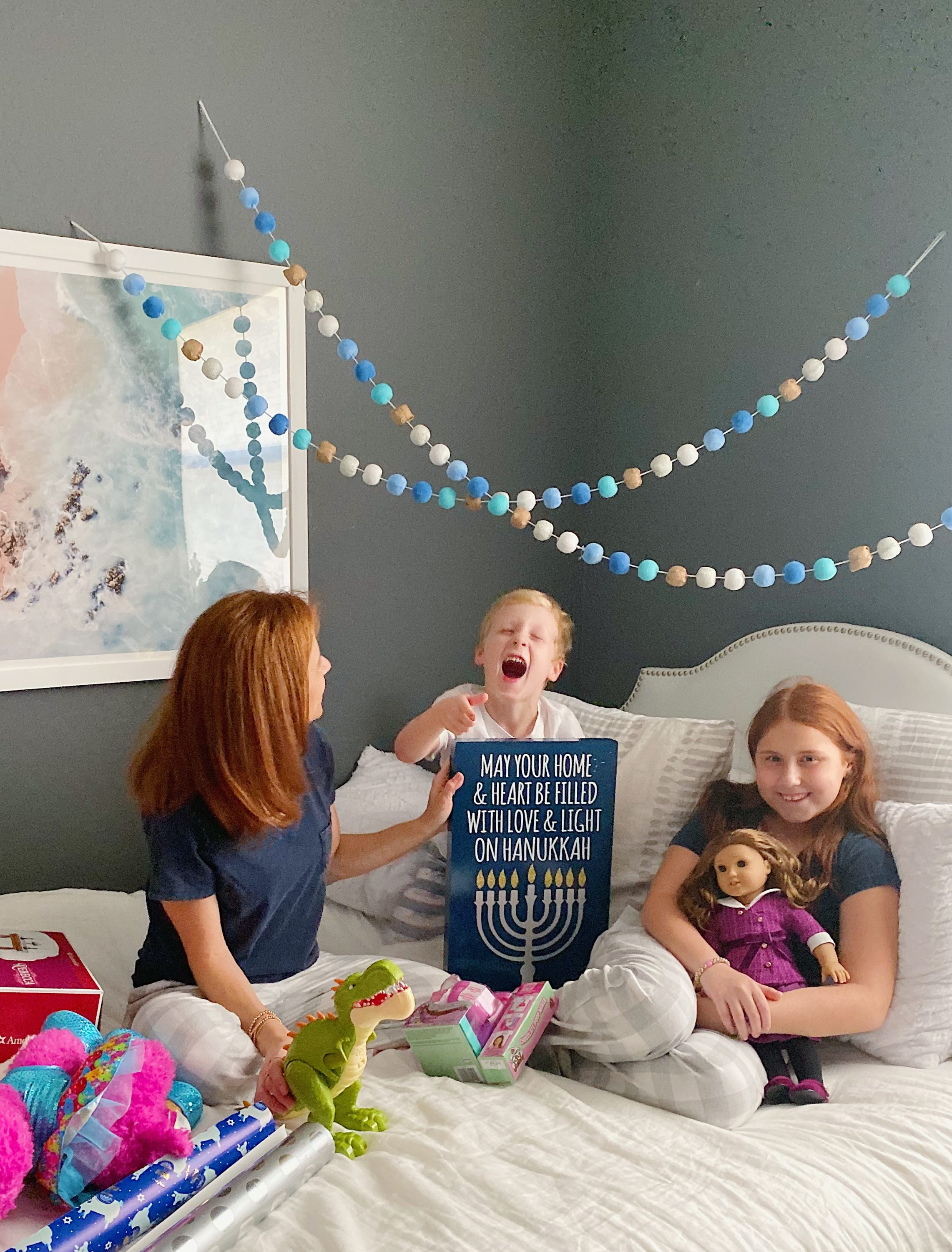 The best Hanukkah gifts for kids featured by top US life and style blog, The Modern Savvy.